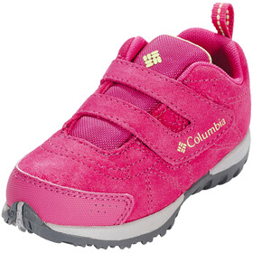 Columbia Venture Shoes Kids Haute Pink/Napa Green
